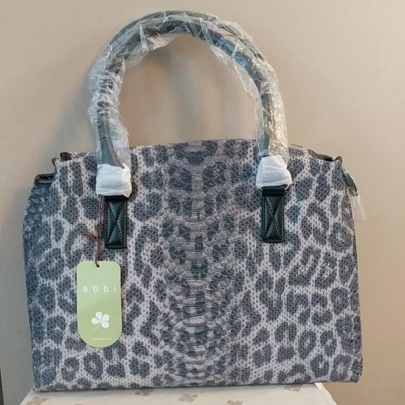 abbi Handbags - Abbi ottoman shopper